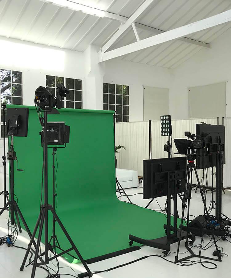 MET Productions | Soluciones de Streaming para eventos en Mallorca | Sets virtuales